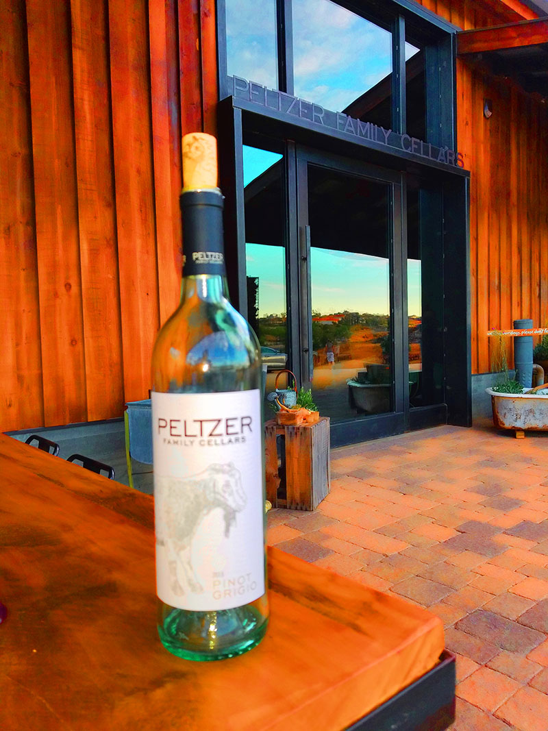 Peltzer Winery in Temecula